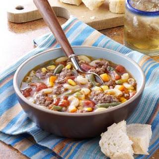 Simple Macaroni Soup Recipes