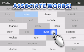 Screenshot of Word Wall - Association Game