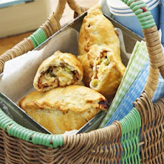 Cheese & Marmite pasties