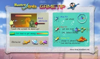 Screenshot of Hungry Bird