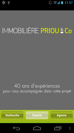 L'IMMOBILIERE PRIOU CO