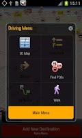 Screenshot of NavTruck
