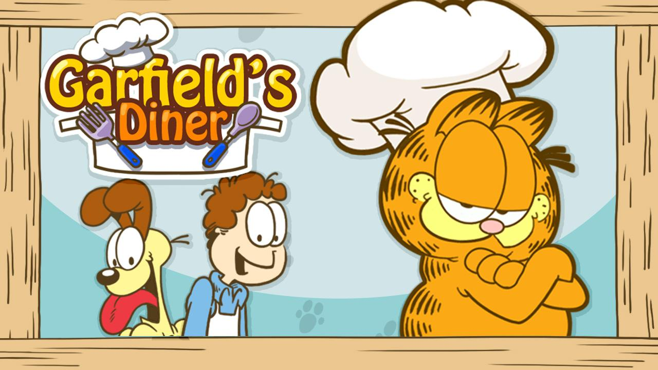 Garfield's Diner Screenshot 5