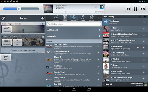 App Nuvo Player APK for Kindle