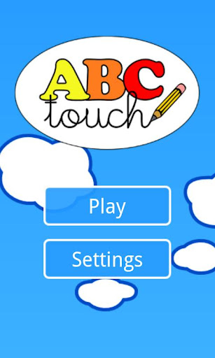 Learn letters with ABC Touch