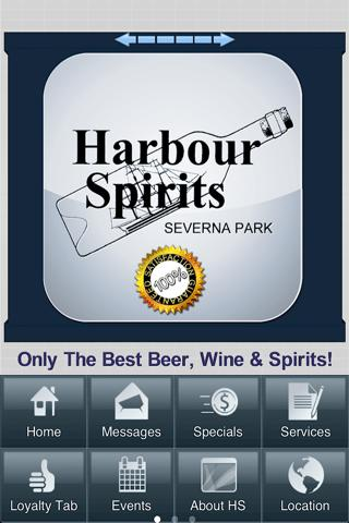 Harbour Spirits