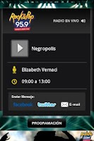 Screenshot of Rock&Pop 95.9