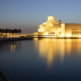Museum of Islamic Art by Natasha van Blerk - Buildings & Architecture Statues & Monuments