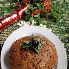 Gran's Christmas pudding