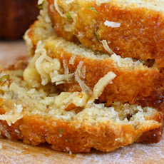 Jamaican Lime Banana Bread