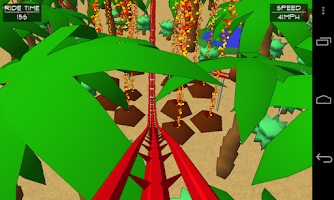 Screenshot of Coaster Frenzy