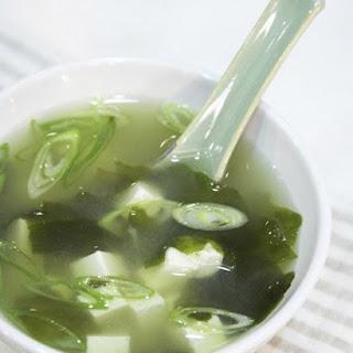 Miso Soup Fish Stock Recipes