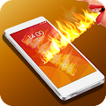 Fire Screen - Crack Screen APK for Bluestacks