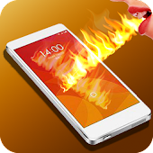Game Fire Screen - Crack Screen APK for Kindle