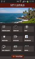Screenshot of Sri Lanka Travel Guide