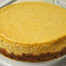 Amy's Citrus Pumpkin Cheesecake (