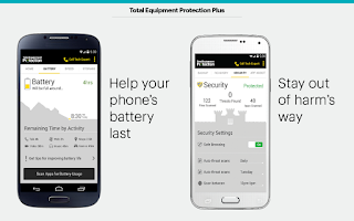 Screenshot of Sprint Protect