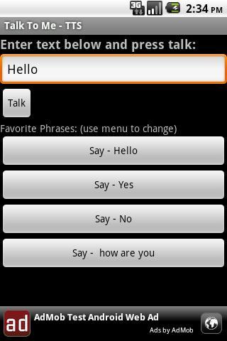【免費娛樂App】Talk To Me - TTS-APP點子