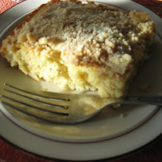 Pennsylvania Dutch Crumb Cake