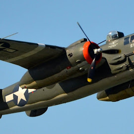 10-4-14 by Larry Bidwell - Transportation Airplanes