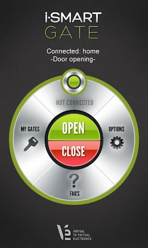 iSmartGate -Open garage door-