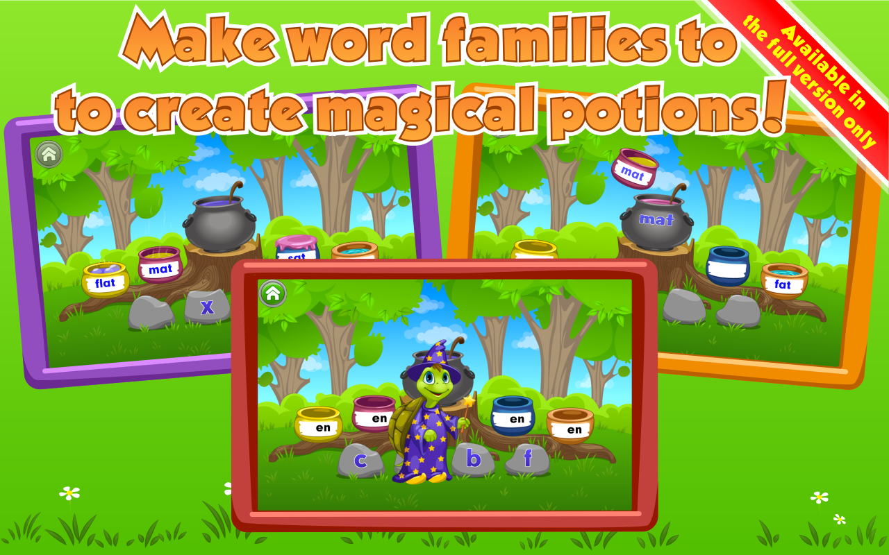 Kids Learn to Read Screenshot 11