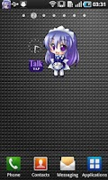 Screenshot of Maid_san of DeskTop
