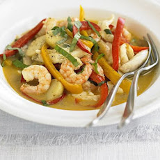 Summer Pepper & Fish Stew