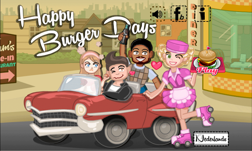 Happy Burger Days - screenshot