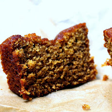 Majestic and Moist Honey Cake