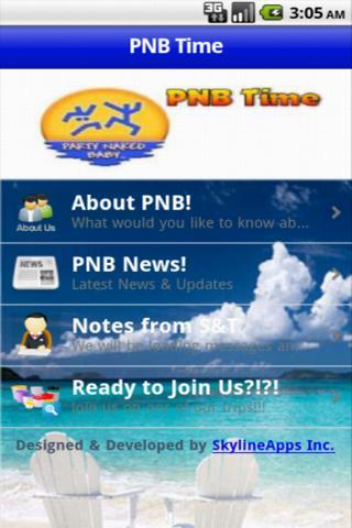 PNB Time App