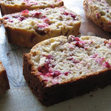Cornmeal-Oatmeal Cranberry-Orange Loaf
