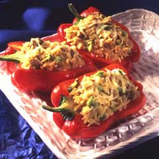 Rice Stuffed Peppers With Rice Recipes