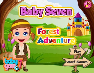 Baby Forest Adventure - Kids - screenshot