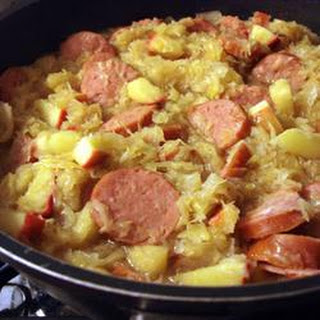 German Sauerkraut Kielbasa Recipes