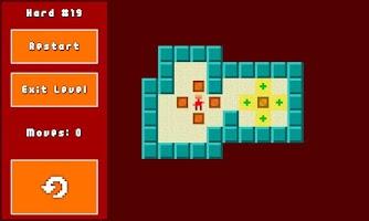 Screenshot of Sokoban for Beginners