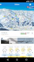 Screenshot of bergfex/Ski