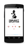 Screenshot of Project Splatter