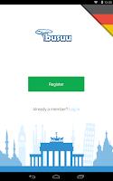 Screenshot of Learn German with busuu