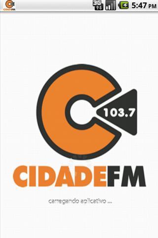Radio Cidade FM - Tubarão