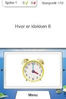 Screenshot of SkoleMat Level 2 gratis