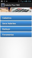 Screenshot of Holerite Plus FREE