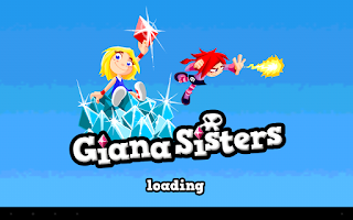 Screenshot of Giana Sisters