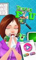 Screenshot of Flu Doctor