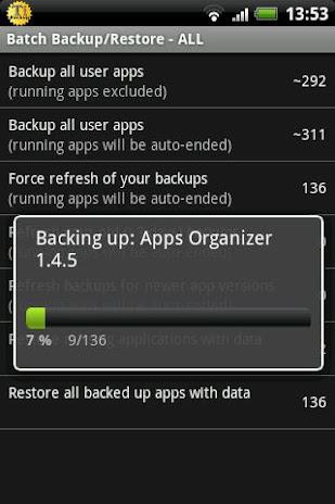 Как сделать бэкап на андроид 4pda