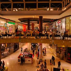 Garden Mall, Zagreb by Zeljko Kliska - City,  Street & Park  Markets & Shops ( shops, zagreb, city, mall )