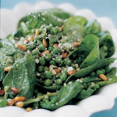 Pesto Pea Salad