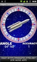 Screenshot of Elegant Compass Pro - Rocket