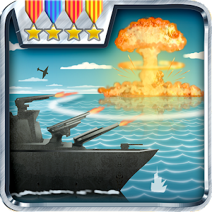 Sea battle: pocket battleships