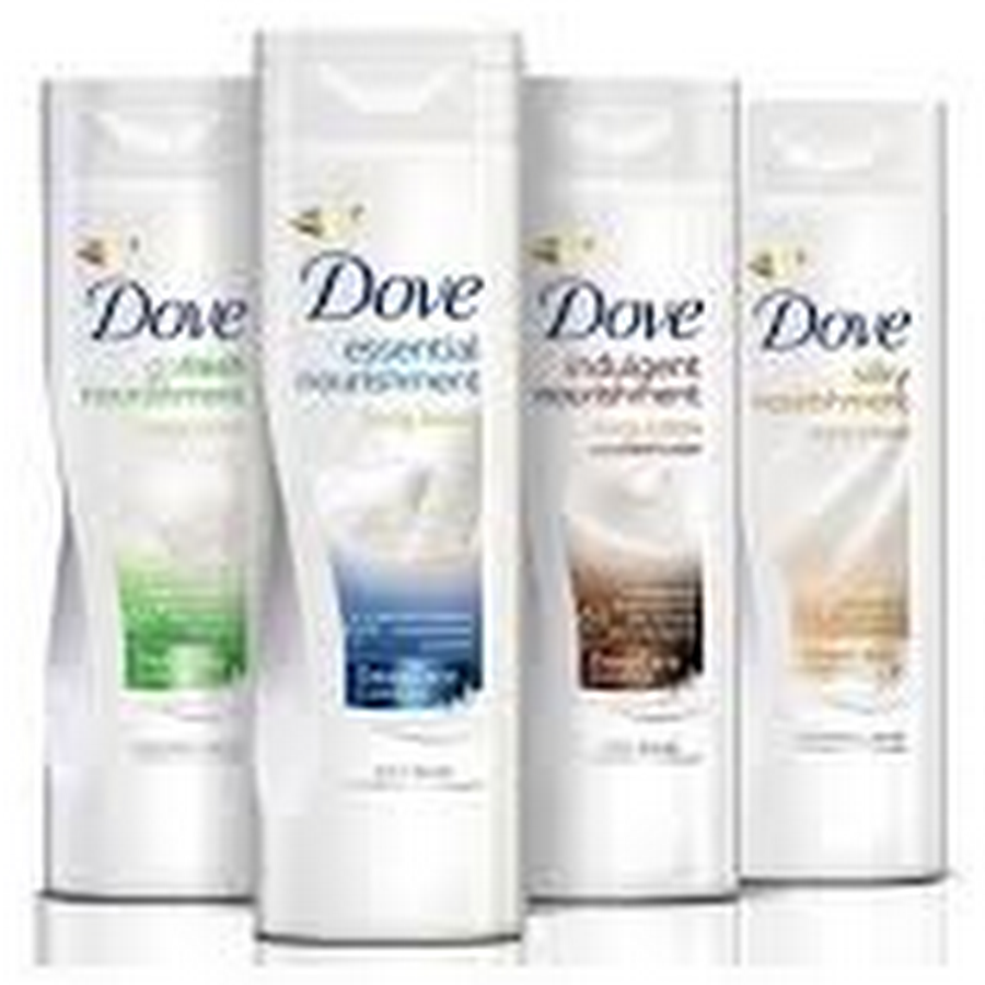 Dove Lotions